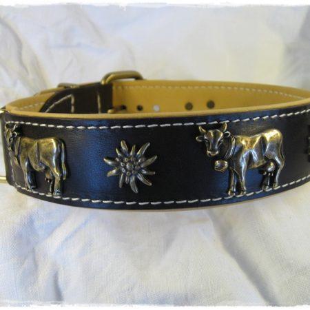 Hundehalsband Alpentraum