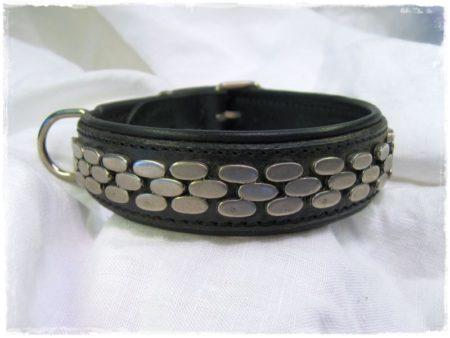 Hundehalsband Black Metal