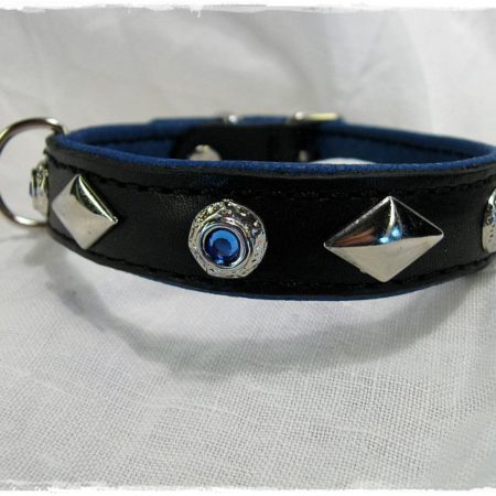Hundehalsband Blue Eye