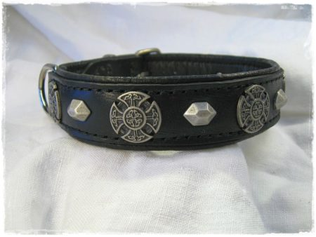 Hundehalsband Black Celtic