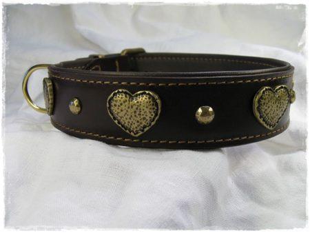 Hundehalsband Herzilein