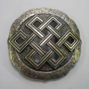 Buckle/Gürtelschnalle Keltischer Knoten BU-27