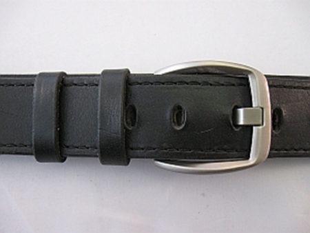 Ledergürtel GU-10