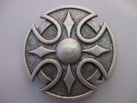 Buckle Keltisches Kreuz