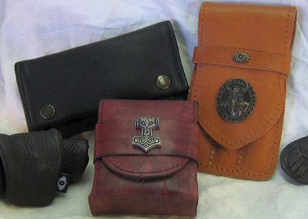 Leder Accessoires
