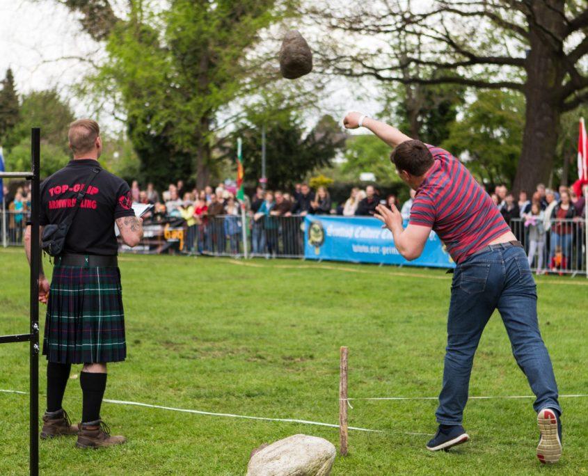 Highland Games Peine 2018