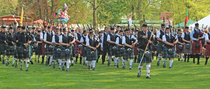 Peine International Pipe Band Championships 2018